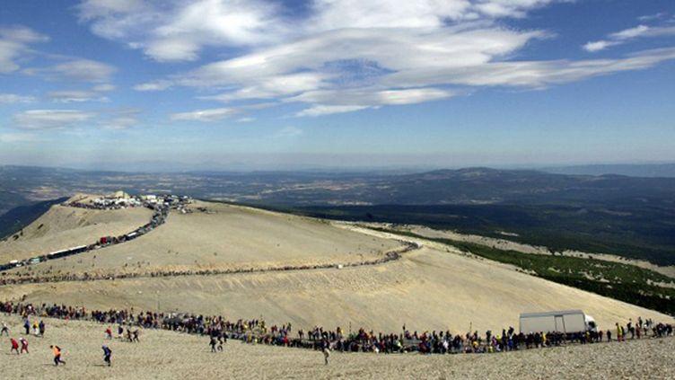Le Mont Ventoux  (PEER GRIMM / DPA)