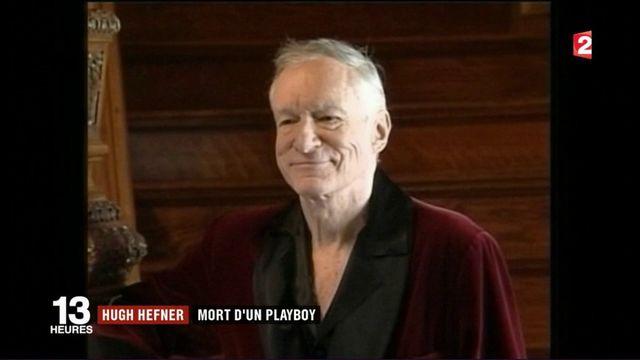Hugh Hefner : la mort d'un Playboy