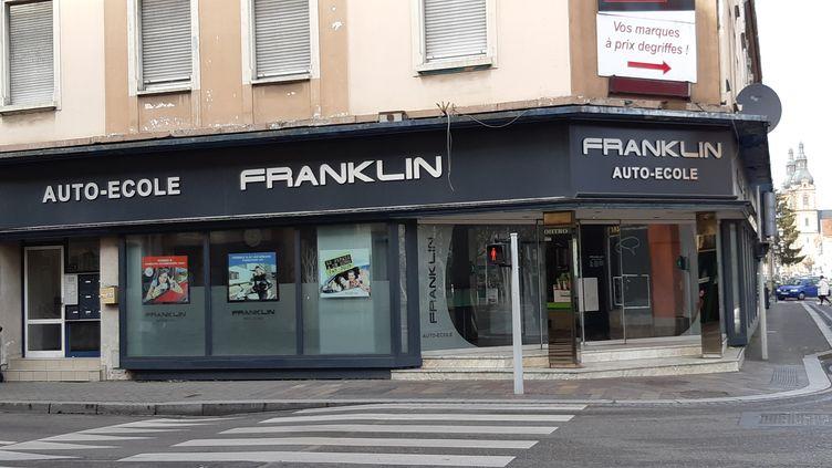 """Cette """"escroquerie très organisée""""a profité à au moins une centaine de personne selon la procureure de Mulhouse. (PATRICK GENTHON / FRANCE-BLEU ALSACE)"""