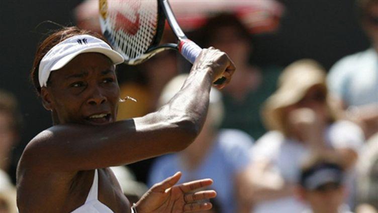 Venus Williams (IAN KINGTON / AFP)