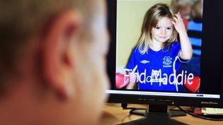 Madeleine McCann avait 3 ans et demi lors de sa disparition, au Portugal, en 2007. (NATHALIE MAGNIEZ / AFP)