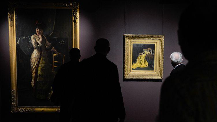 Musée Fin de siècle, Bruxelles  (LAURIE DIEFFEMBACQ / BELGA / AFP)