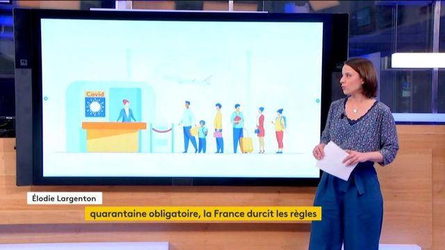 Covid-19 : la France se protège face aux variants et durcit ses règles pour les voyageurs