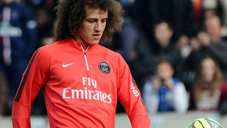 Le défenseur parisien David Luiz