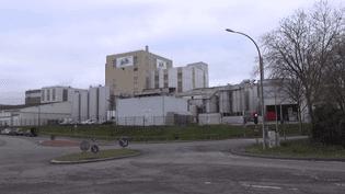 L'usine de Lactalis de Craon, en Mayenne. (GREGOIRE LECALOT / RADIO FRANCE)