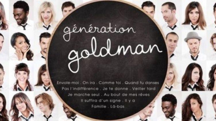 Le jeune génération chante Goldman  (DR)