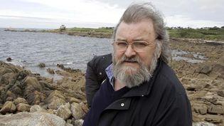 Michel Le Bris, Président d'Etonnants Voyageurs  (Maxppp)
