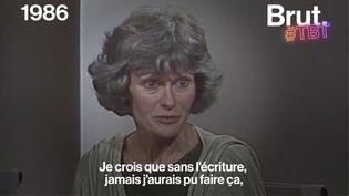 VIDEO. En 1986, une victime d'inceste témoigne pour la première fois à la télévision (BRUT)