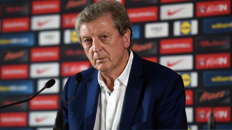 Roy Hodgson, l'ancien sélectionneur des Three Lions (PAUL ELLIS / AFP)