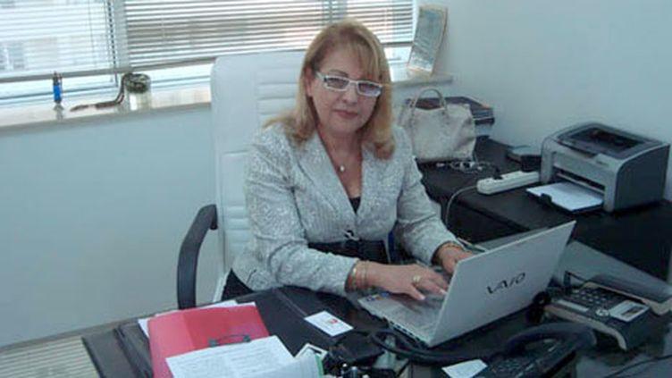 Chafika Chamas, PDG du groupe de consulting CCM (Photo Laurent Ribadeau Dumas)