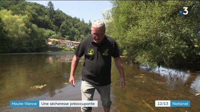 Haute-Vienne : une sécheresse préoccupante