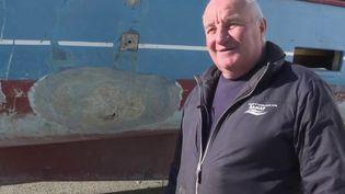 Morbihan : une cagnotte solidaire pour réparer le bateau d'un pêcheur (France 3)