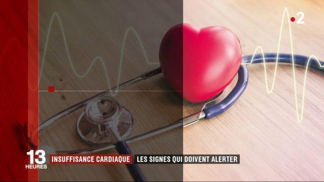 Insuffisance cardiaque : les signes qui doivent alerter
