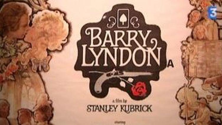 Stanley Kubrick, l'exposition à la Cinémathèque française  (Culturebox)