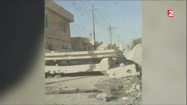 Mossoul : la préparation des soldats de l'État islamique