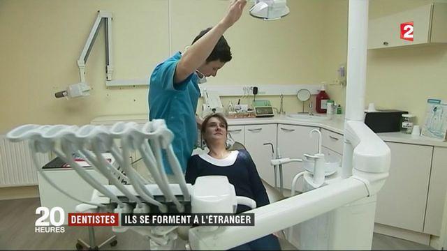 Dentistes : une profession qui se forme de plus en plus à l'étranger