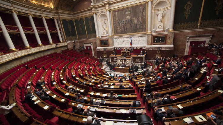 L'Assemblée nationale, le 16 juin 2015. (CITIZENSIDE / AURELIEN MORISSARD / AFP)