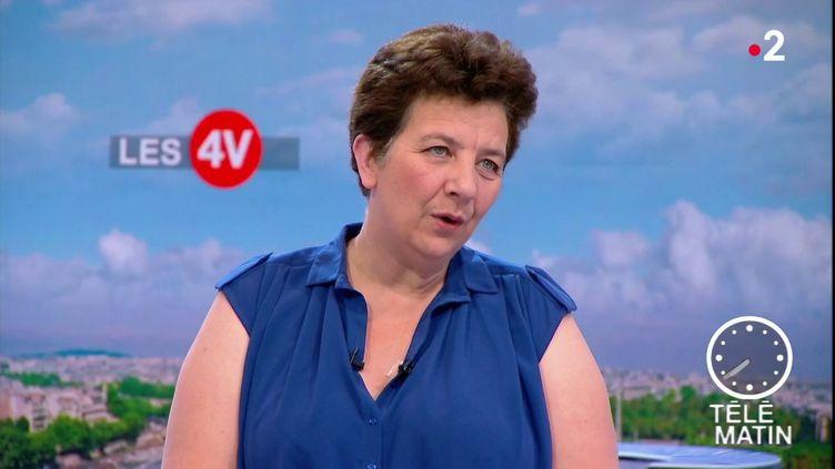 Frédérique Vidal (France 2)
