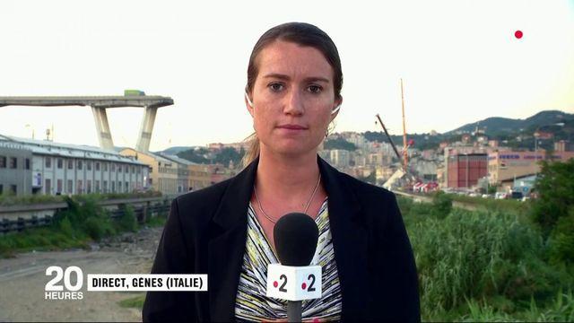Viaduc de Gênes : une journée de deuil national prévue