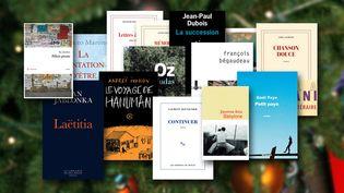 Cadeaux de Noêl : quelques idées de romans à offrir  (ANSOTTE/ISOPIX/SIPA)