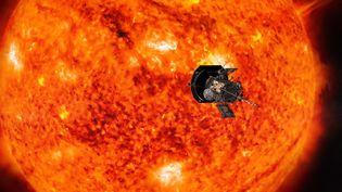 La sonde Parker doit s'envoler de Cap Canaveral en Floride, le 11 août 2018. (NASA / JOHNS HOPKINS APL / AFP)