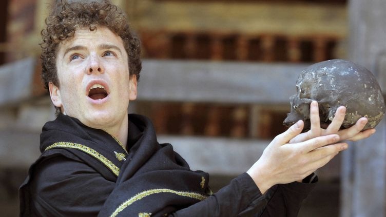 """Hamlet"" par le Shakespeare's Globe à Londres en 2011  (EXPRESS SYNDICATION/MAXPPP)"