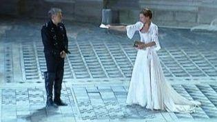 Philippe Torreton est Hamlet tout l'été à Grignan  (Culturebox)