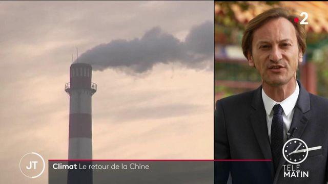 Climat : la Chine participe au sommet virtuel organisé par Joe Biden