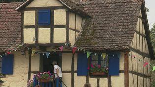 Week-end : à la découverte des maisons alsaciennes dans le Haut-Rhin (FRANCE 2)