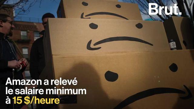 C'est l'entreprise la plus cotée au monde. Mais de nombreux employés dénoncent leurs conditions de travail. Angie Aker a travaillé dans l'un des énormes entrepôts du groupe Amazon. Elle raconte.