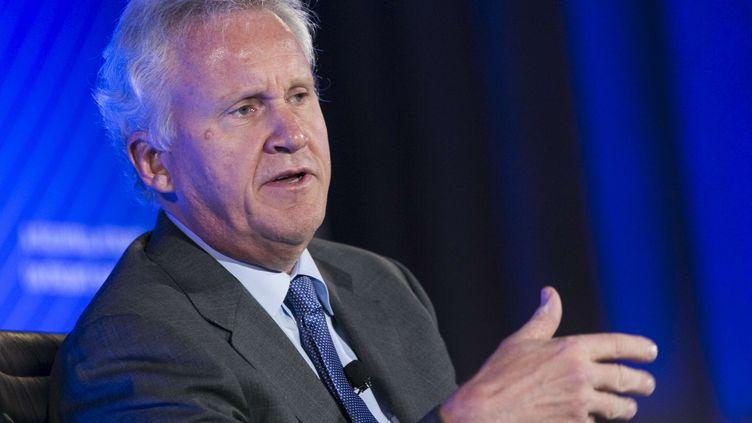 Jeffrey Immelt, le patron de General Electric, octobre 2013 àWashington (TRIPPLAAR / SIPA USA)