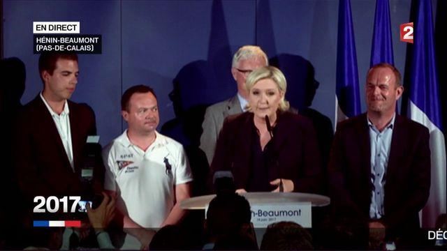"""Marine Le Pen : """"Ce quinquennat démarre sur de bien mauvaises bases"""""""