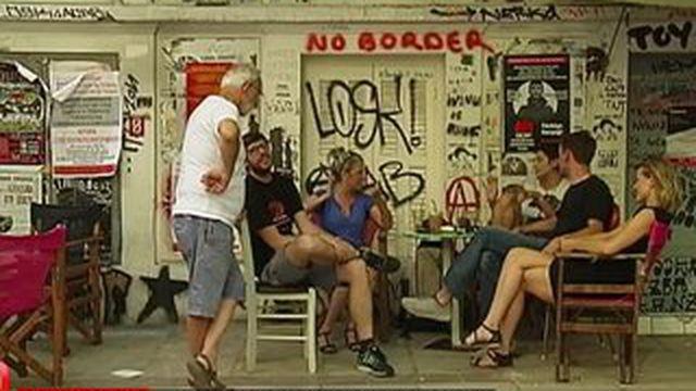Ces Européens qui soutiennent la Grèce et Tsipras