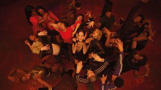 """Souheila Yacoub dans """"Climax"""" de Gaspar Noé  (Wild Bunch Distribution)"""