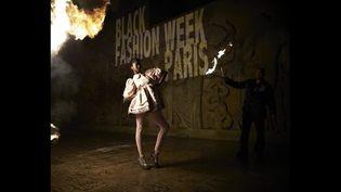 Black Fashion Week à Paris les 5 et 6 octobre 2012  (Alexis Peskine)