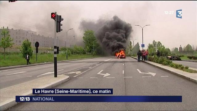 Grève des routiers : des blocages dans toute la France