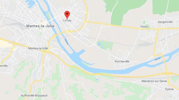 Limay (Yvelines).  (GOOGLE MAPS)