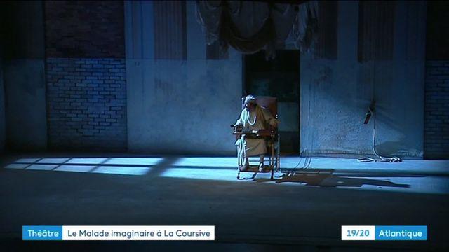 """""""Le malade imaginaire"""" à La Coursive"""
