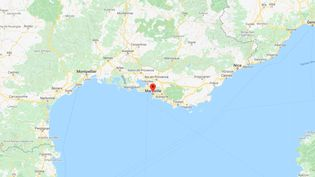Marseille, dans lesBouches-du-Rhône. (GOOGLE MAPS)