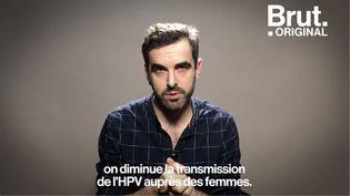 VIDEO. Le papillomavirus, ce n'est pas qu'une affaire de femmes (BRUT)