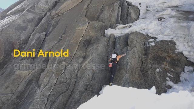 Dani Arnold : le grimpeur à mains nues de tous les records