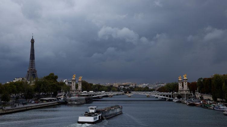 Paris, le 24 septembre 2020. (LUDOVIC MARIN / AFP)