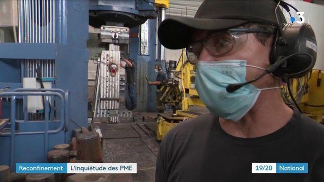 Annonces d'Emmanuel Macron : les PME craignent un nouveau confinement