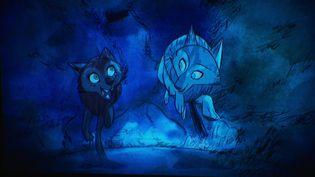 """""""Le peuple loup"""" à l'affiche du festival du film pour enfants (Capture d'image / France Télévisions)"""