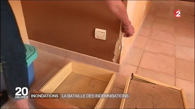 Seine-et-Marne : la difficile bataille des sinistrés des inondations