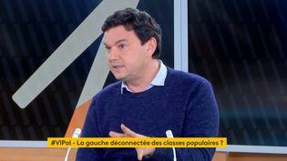 Thomas Piketty VIPol (FRANCEINFO)