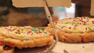 Dans son dernier épisode du feuilleton de la semaine, consacré aux recettes du hasard, France 2 se penche vendredi 24 septembre sur le cookie. (France 2)