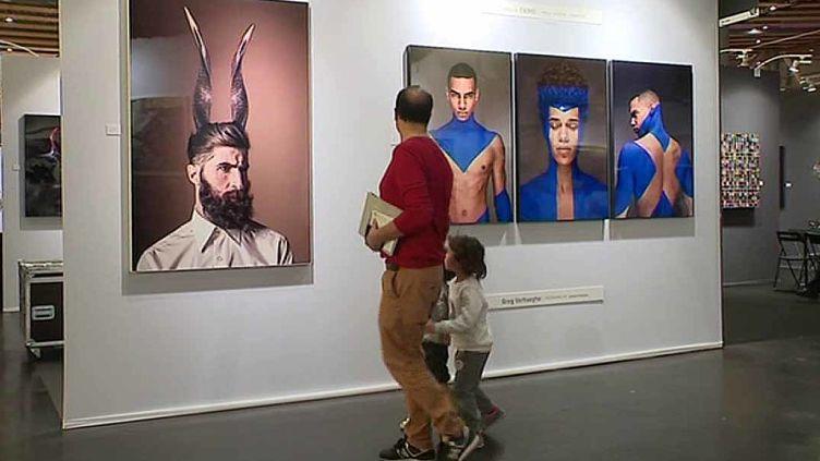 Dans les allées d'Art Up 2019  (France 3 / Culturebox)