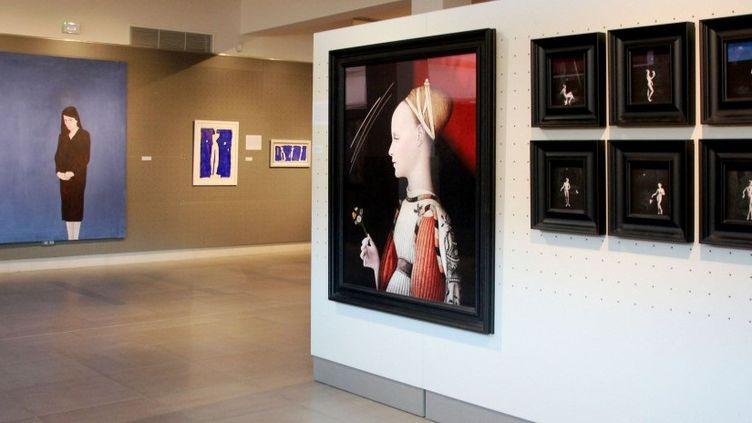 """Exposition """"Sa Muse"""" au musée regards de Provence de Masreille  (Musée regards de provence)"""