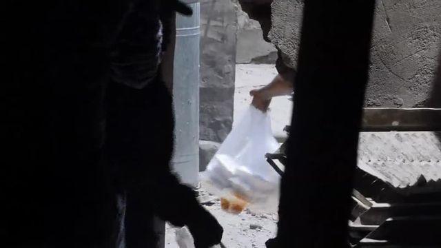 Au cœur des combats, dans les ruelles de Mossoul.